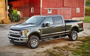 Вокруг дизельных двигателей Ford разгорается громкий скандал