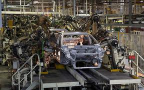 +37,5%: украинское автопроизводство в декабре
