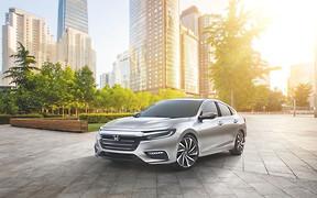 Вздрогнул и помолодел: новые подробности о гибридном Honda Insight