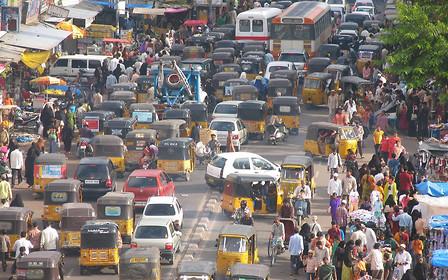 В Индии озаботились уровнем пассивной безопасности своих автомобилей
