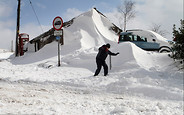 Штормовое предупреждение: Украину накроет мощный снегопад