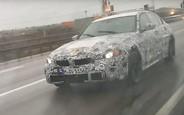 Новую BMW 3 Series заметили на немецком автобане