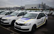 Автопарк полиции: Skoda Rapid принял присягу