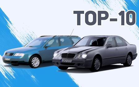 Самые продаваемые б/у машины года на AUTO.RIA