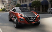 Nissan заканчивает разработку нового Juke