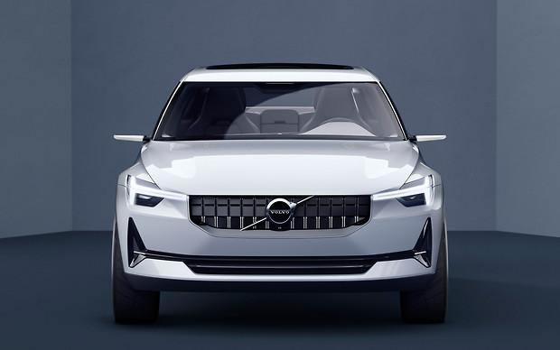 фото вольво новые модели концепт кар