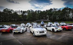 В Генпрокуратуре Болгарии проверят владельцев люксовых автомобилей