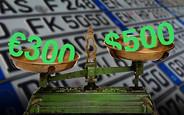 Растаможка за 500 долларов: что дала всеукраинская акция водителей авто на еврономерах