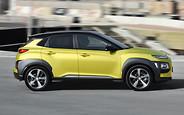 Кроссовер Hyundai Kona сможет проехать на электротяге около 470 километров