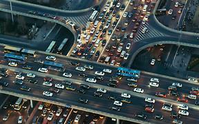 Дорога длиною в жизнь: названы самые загруженные города мира