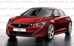 Что покажут в Женеве: Peugeot 508 готовится поменять поколение