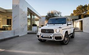 «Кубик» от Mercedes-Benz: такой молодой, а уже «заряженный»!
