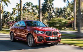 Почти Х6: BMW официально представляет новый X4