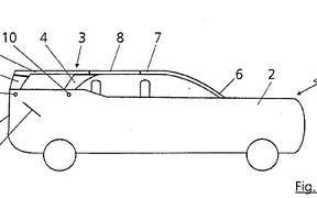 В Audi запатентовали конструкцию складной крыши кабриокроссовера