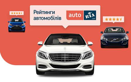Какие автомобили украинцы считают лучшими
