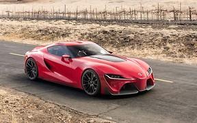 Новая Toyota Supra уступит Nissan GT-R, но обгонит Porsche 911