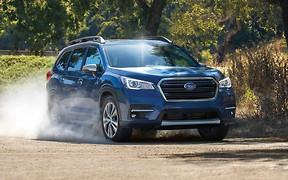 Новому кроссоверу Subaru Ascent сложили цену