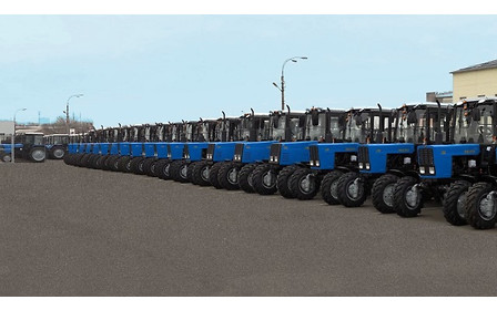 В торговой сети АИС стартовали продажи тракторов Belarus!