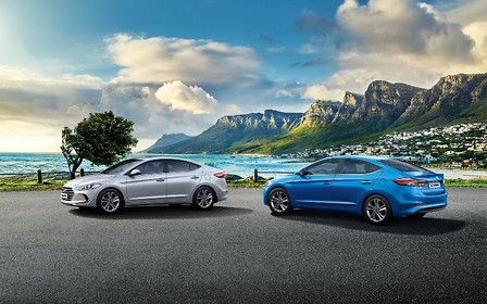 Ціни на стильний бізнес-седан Hyundai Elantra знижено