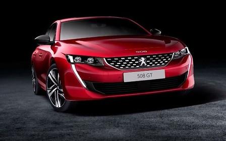 Шило в мешке: Peugeot не удалось утаить фото нового 508