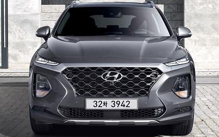 Новый Hyundai Santa Fe представили в Корее