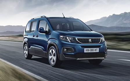 У смены Peugeot Partner будет полноприводная версия