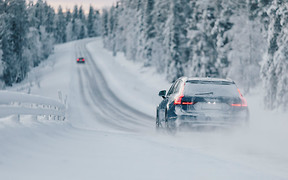 Трение - сила: новые зимние шины Nokian