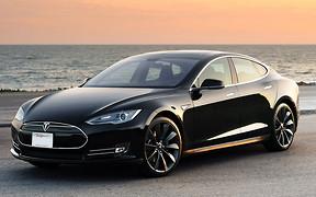 Tesla Model S продается в Европе лучше, чем BMW и Mercedes-Benz