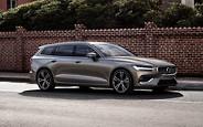 Volvo V60 нового поколения: две гибридные установки и автопилот