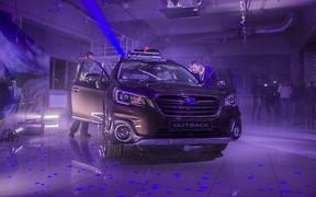 Обновленный Subaru Outback добрался до Украины