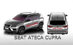 Еще один из рода Cupra: кроссовер Ateca меняет логотип