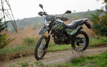 Обзор мотоцикла Shineray XY250GY-6C: для начала