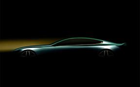 Что покажут в Женеве: BMW намекает на 4-дверный вариант новой «восьмерки»