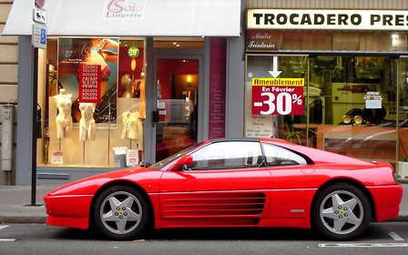 Дилеры Ferrari в США скручивали пробег на б/у машинах своих клиентов