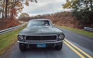 Ford Mustang Bullitt: Борт №1