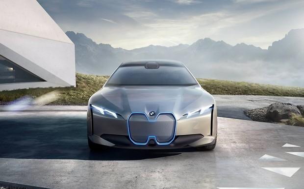 Автоновости,BMW-I4