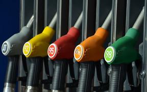 Цены на бензин упали на 50 коп/л