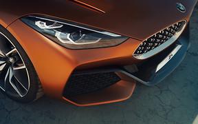 BMW Z4 презентуют в Париже осенью. Но покажут чуть раньше