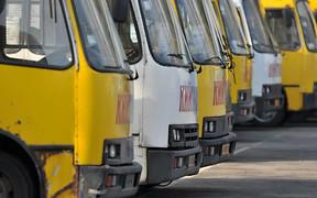 Украина без маршруток? Во Львове поддержали соответствующую петицию