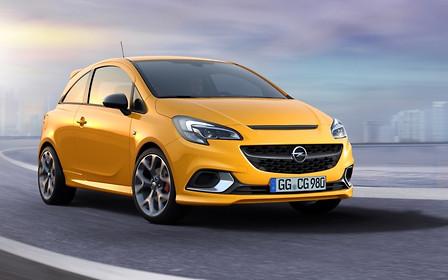Opel «заряжает» хэтчбек Corsa GSi нового поколения