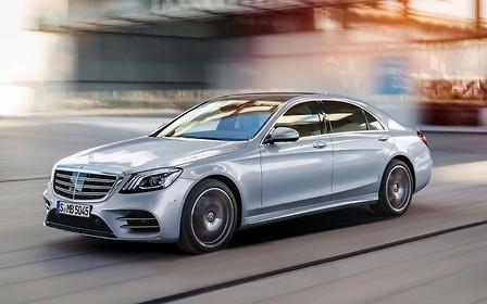 Подписка на Mercedes-Benz: каждый месяц новое авто