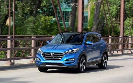 Hyundai представил «спортивную» версию кроссовера Tucson