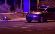 Полиция опубликовала видео смертельного ДТП с беспилотником