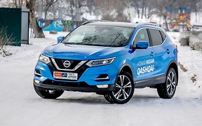 Тест-драйв Nissan Qashqai