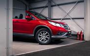 Чисто поржать: кросс-кабриолет Honda CR-V Roadster это розыгрыш. Или нет?