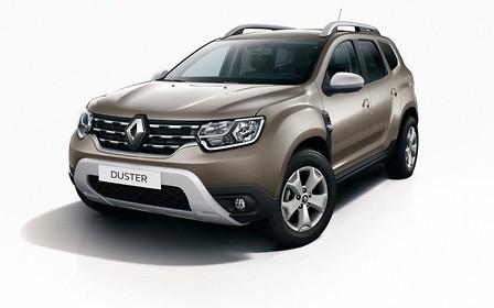 Новый Renault Duster уже в Украине: что почем?
