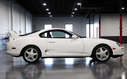 Подержанную Toyota Supra продали в два раза дороже новой