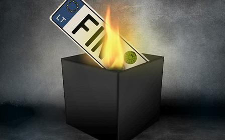 «Налоговая амнистия» авто на иностранной регистрации: «черный ящик» открыт
