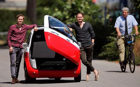 Microlino - електричний двійник 60-річної BMW Isetta - пішов у серію