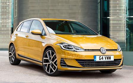 Volkswagen Golf 8 станет ниже, легче и получит 3-цилиндровые моторы